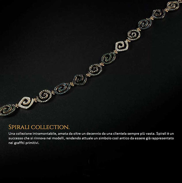 Collezione Spirali
